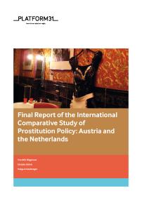 Vergleichende Studie Prostitution Niederlande Österreich
